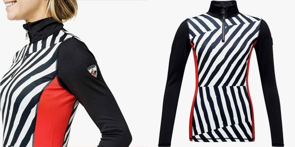 Rossignol Jean Charles de Castelbajac Womens Jacket