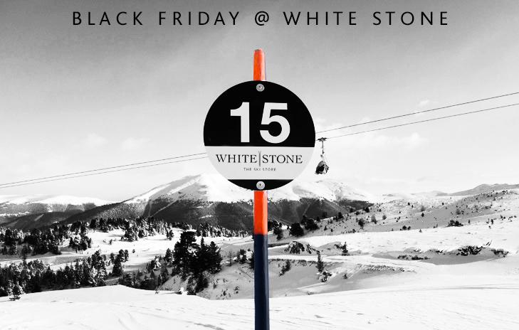 Black Friday. White Weekend