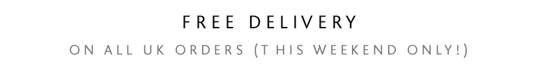 Black Friday Free delivery