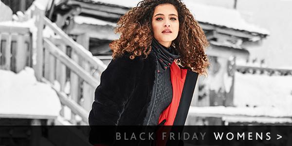 Womens Black Friday Ski Wear