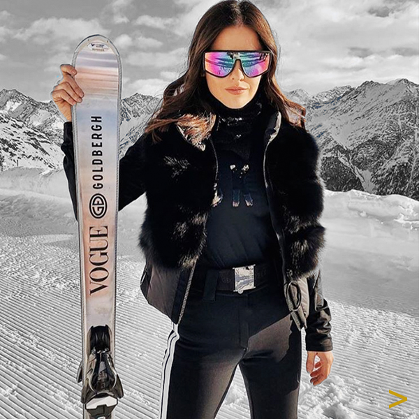 Goldbergh Ski Wear - Vogue 2019