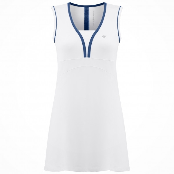 Poivre Blanc Tennis Dress