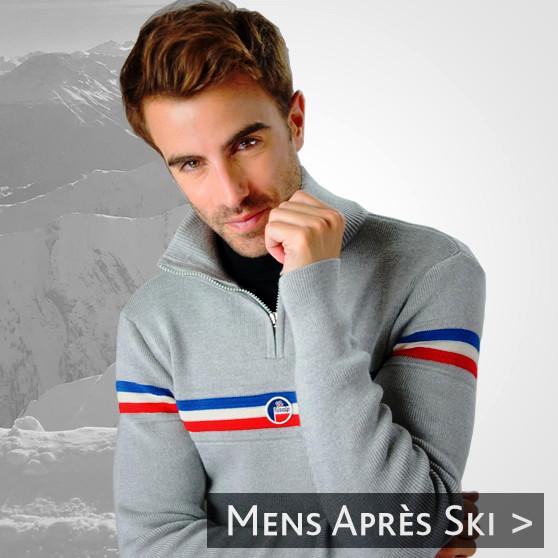 Mens Apres Ski