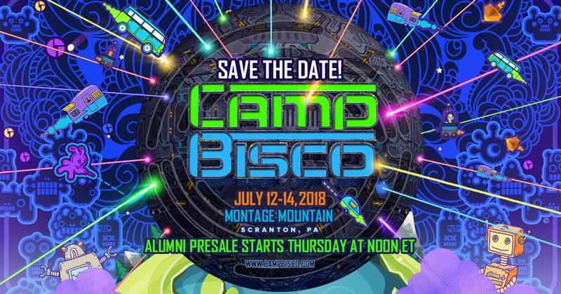 Camp Bisco 2018