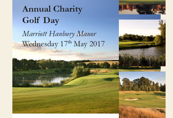 Charity Golf Day, Brocket Hall Golf Club - Palmerston Course, Wednesday 9th June 2015 - Sponsored by Bank Leumi (UK) Plc