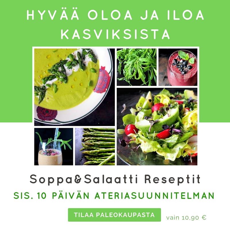Soppa&Salaatti -reseptit