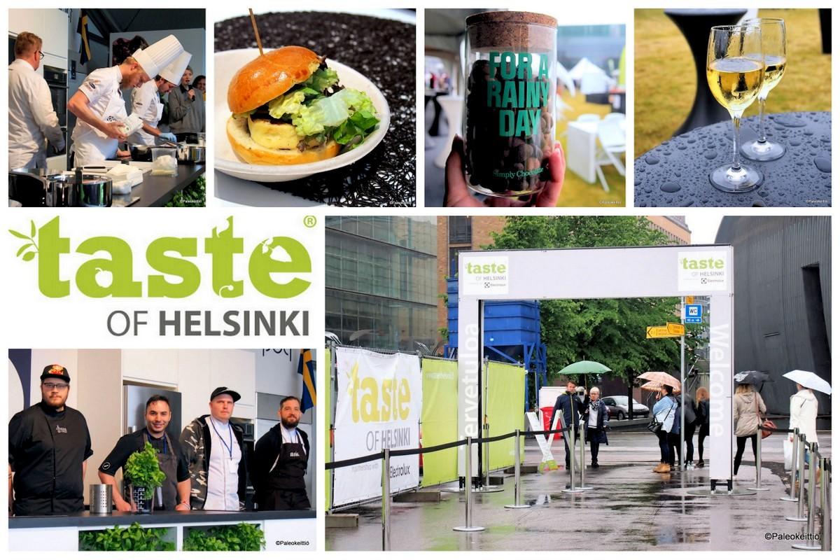 Taste of Helsinki 2016