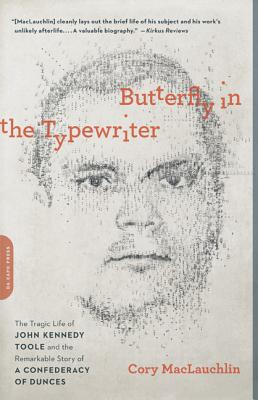Butterfly in the typewriter