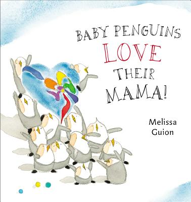 Baby Penguins Love Their Mamas