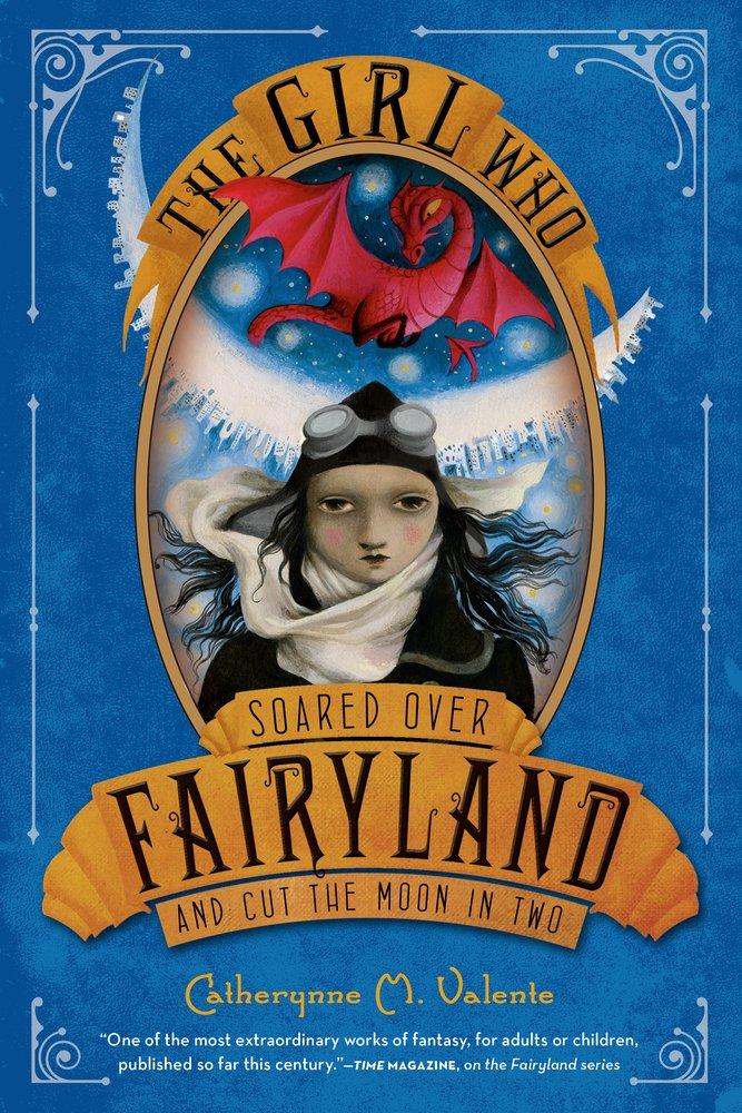 Girl Who Soared Over Fairyland