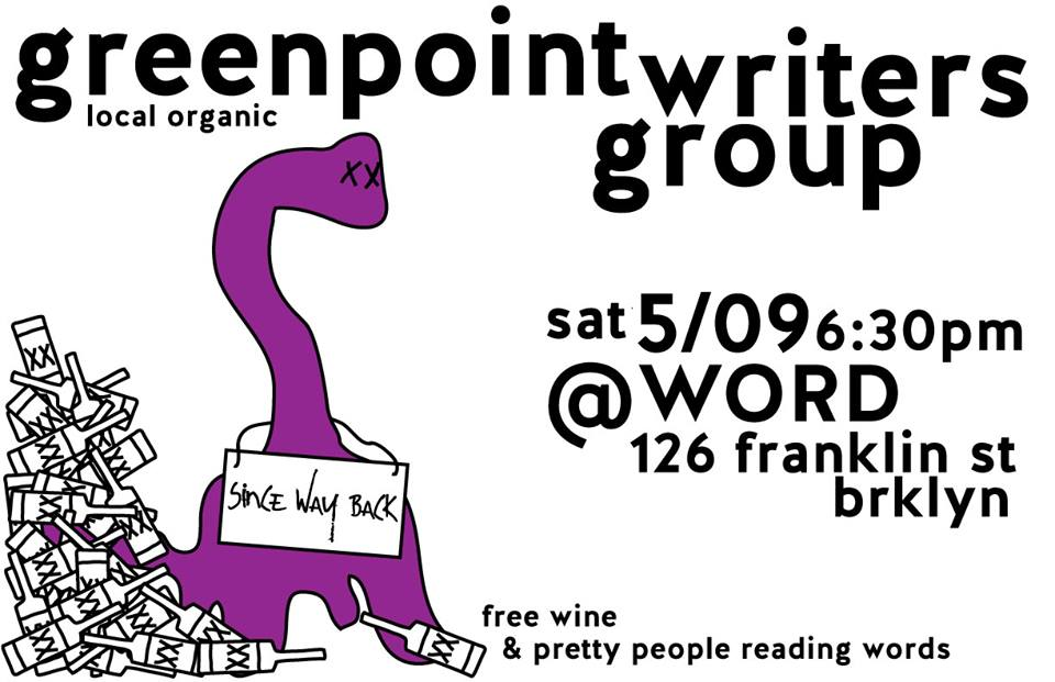 greenpoint writers