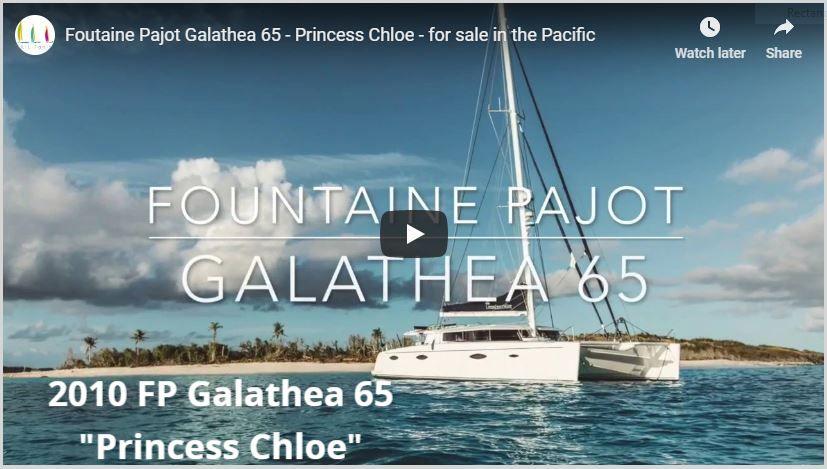 Galathea 65 FP Video