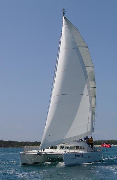 Dg Marine / Rolly Tasker Sails