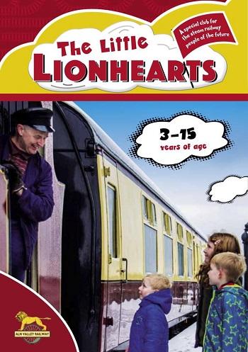 Little Lionhearts Flyer