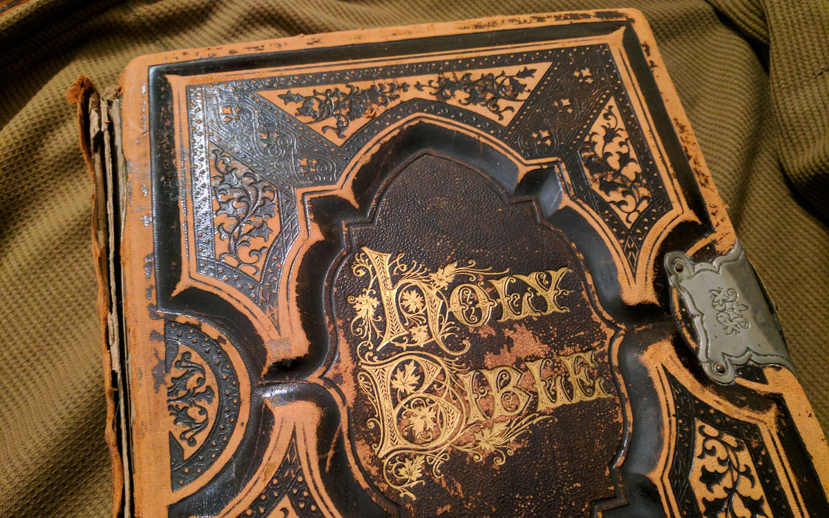 Brown Family Bible