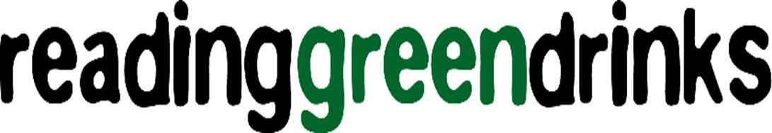 Reading Green Drinks logo