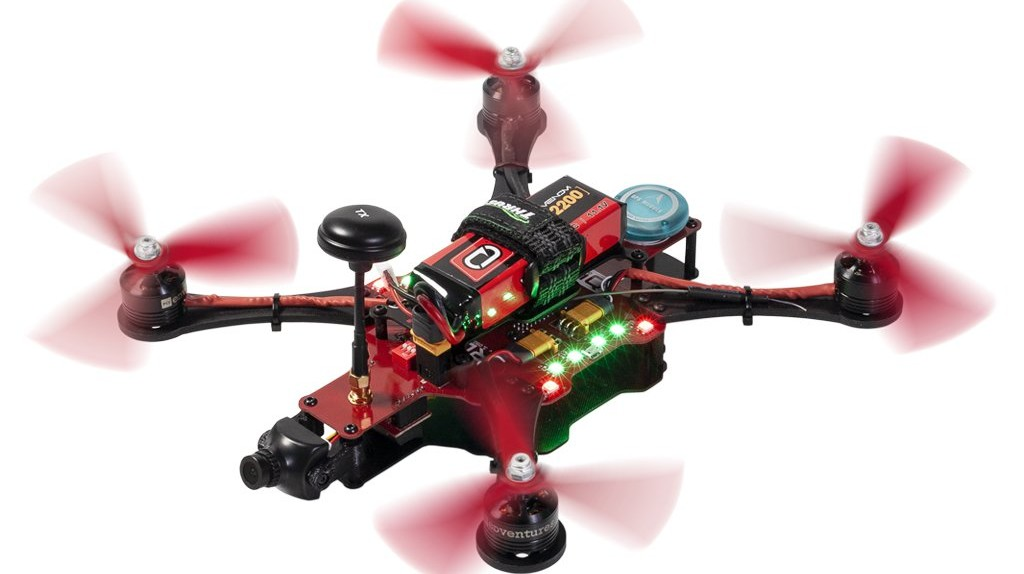 Learn About Drones with Hands-on Building and Cutting-edge Curriculum.