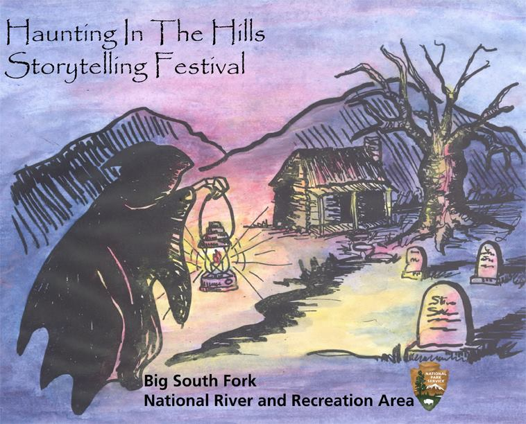 Haunting in the Hills Storytelling Festival
