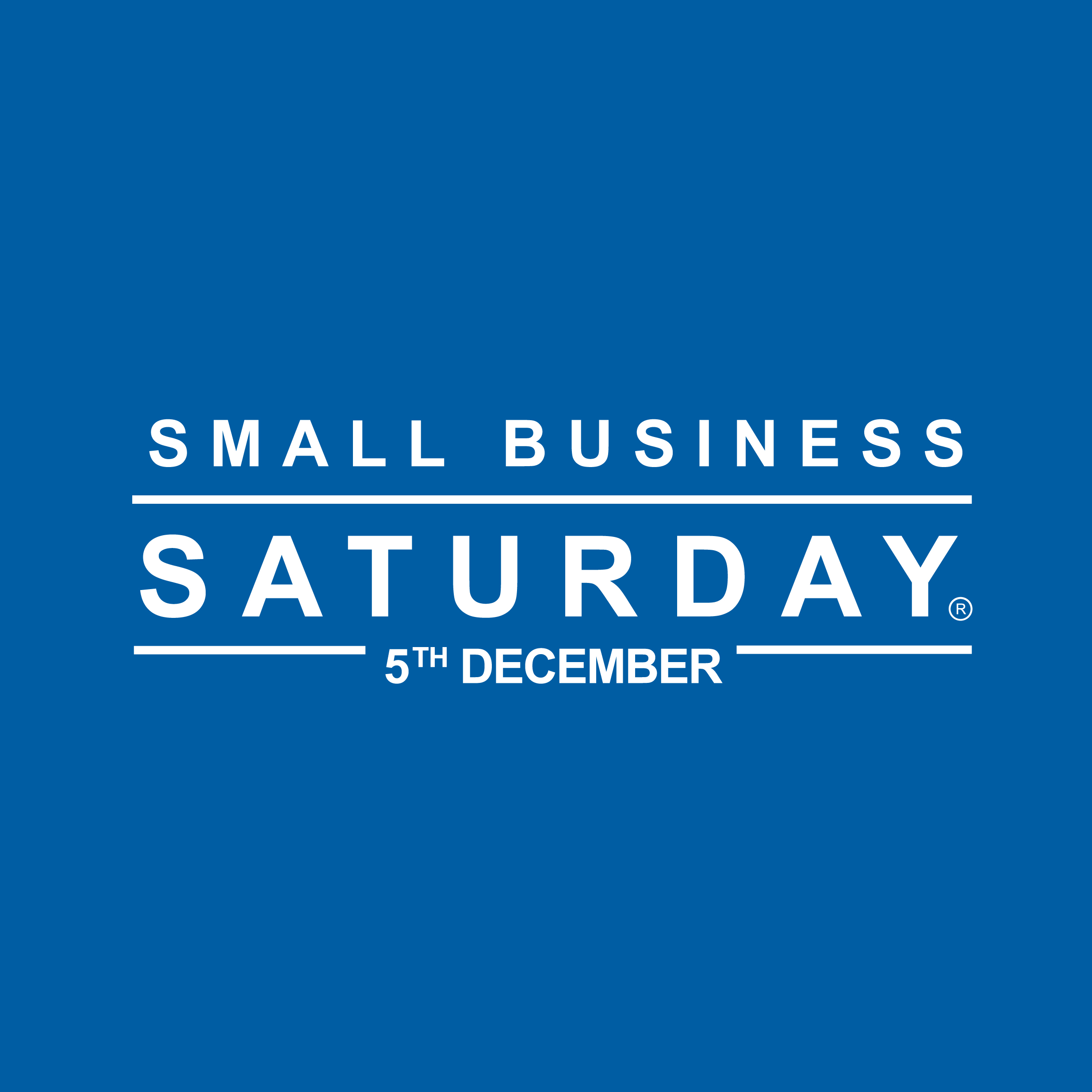 Small Business Saturday – 5 December