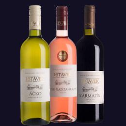 Naše vína nejen na Váš vánoční stůl