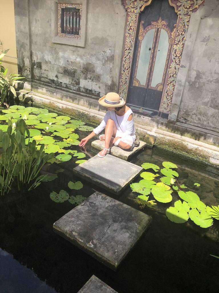 Dorit Schwartz in Bali