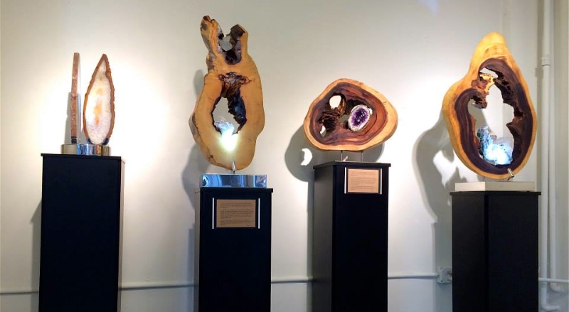 The Southern Nevada Museum of Fine Art - Dorit Schwartz Sculptures