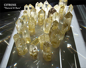 Citrine • Natural and Rare