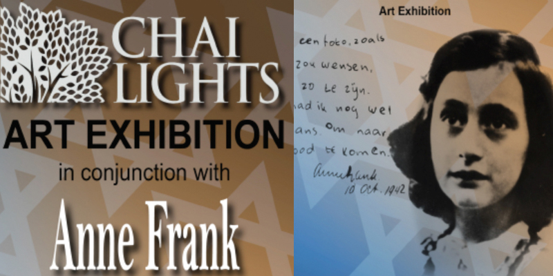 The Southern Nevada Museum of Fine Art - Anne Frank Exhibit