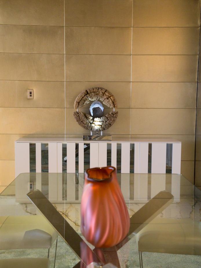 Dorit Schwartz Sculptures at The Penthouse Suites in Red Rock Hotel!