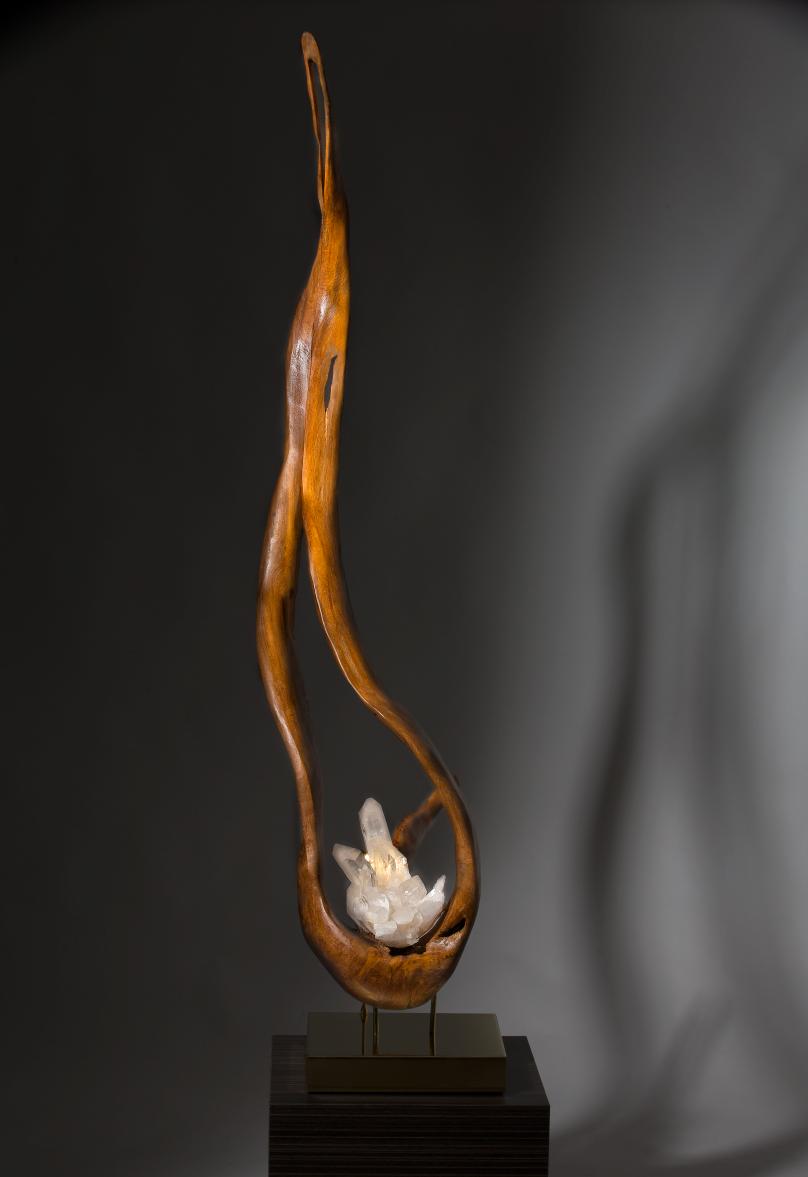 The Flame   Dorit Schwartz Sculptor