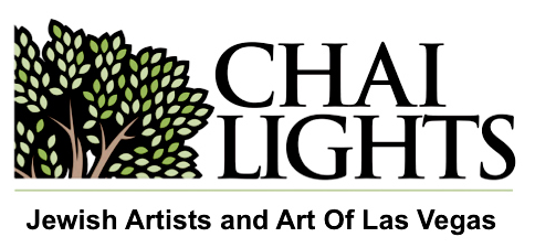 Southern Nevada Museum of Fine Art • Chai Lights Exhibit • Jewish Artists & Art of Las Vegas • October 2014