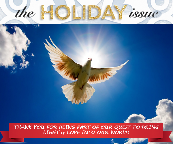 Dorit Schwartz, Sculptor - The Holiday Issue - Winter 2014