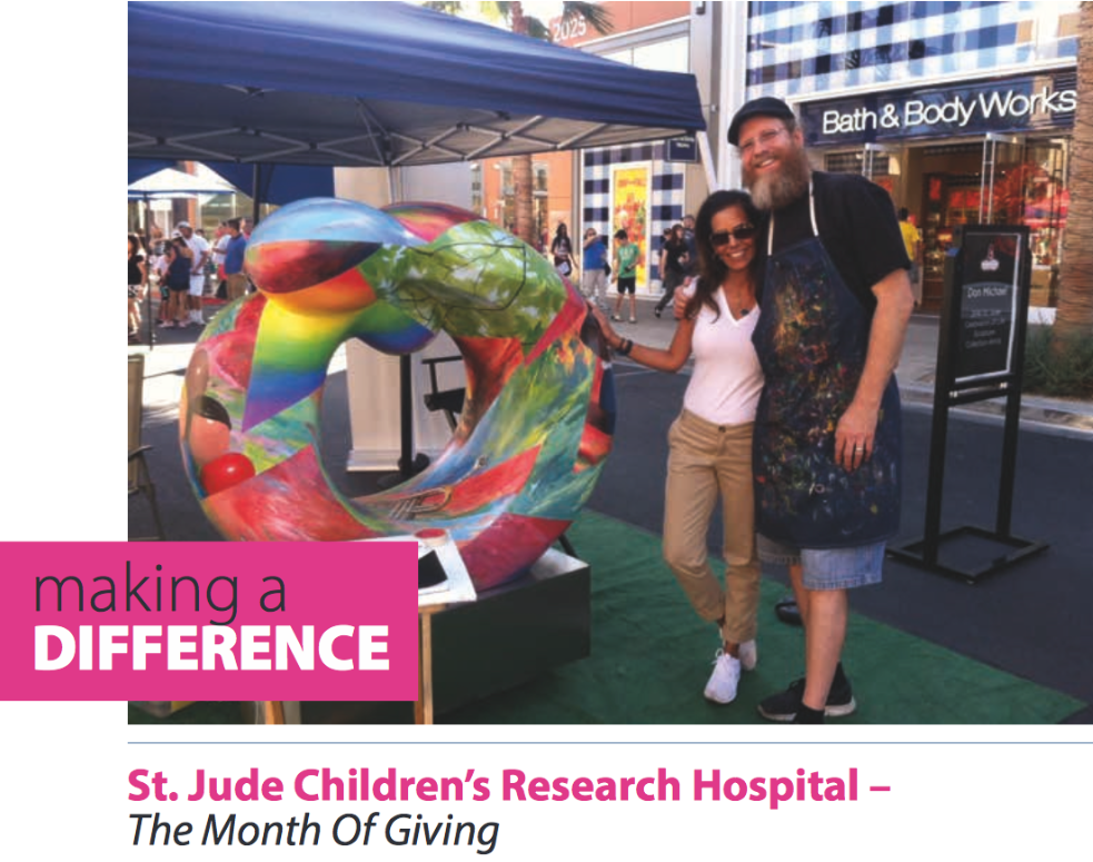 St. Jude Children's Research Hospital | Dorit Schwartz Sculptor