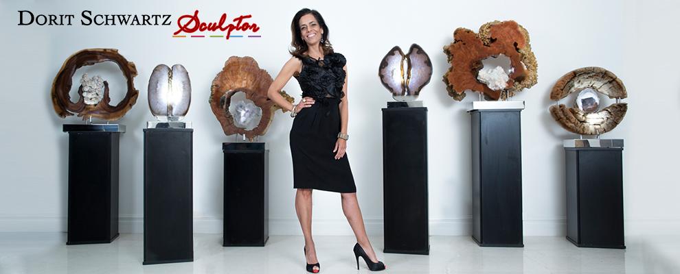 Dorit Schwartz, Sculptor