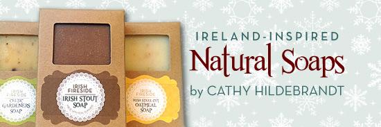 Ireland-Inspired Natural Soaps