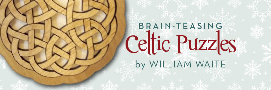 Brain-Teasing Celtic Puzzles