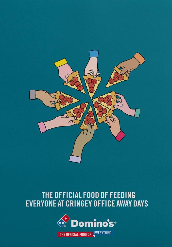 FEEDING EVERYONE AT CRINGY WORK AWAY DAYS