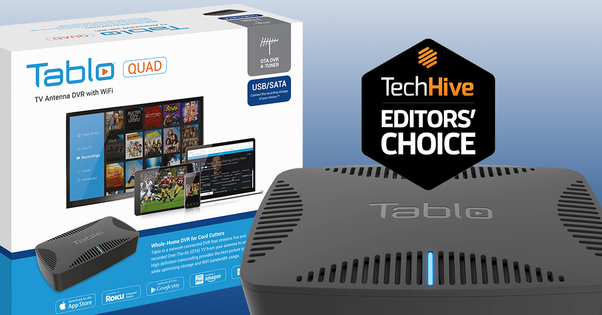 tablo quad editors choice