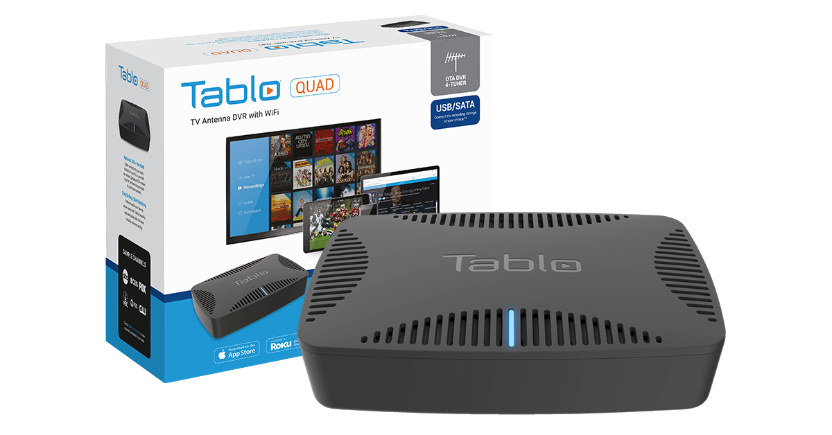 tablo quad dvr