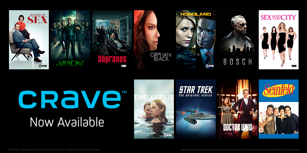 crave android tv