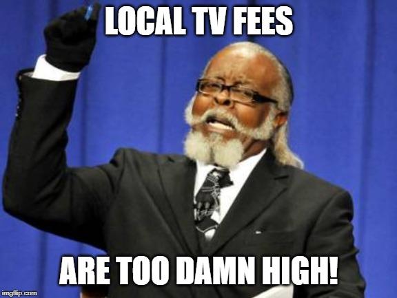 local tv fees