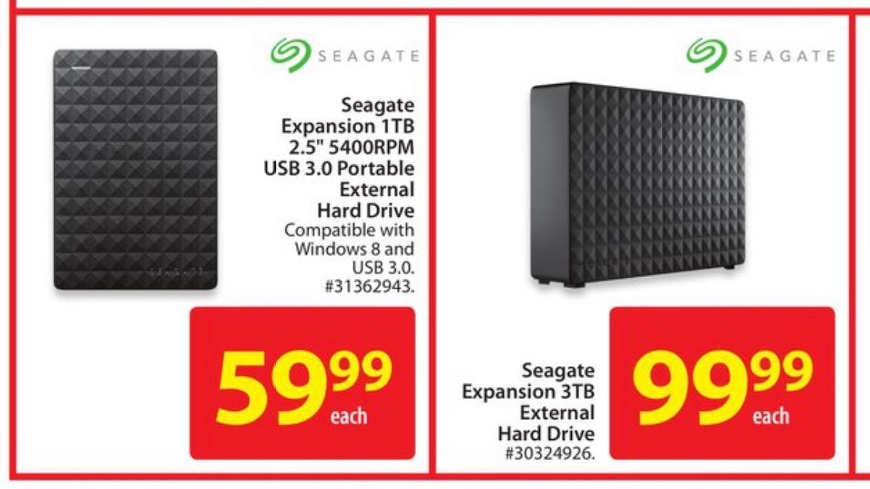 hard drive sale