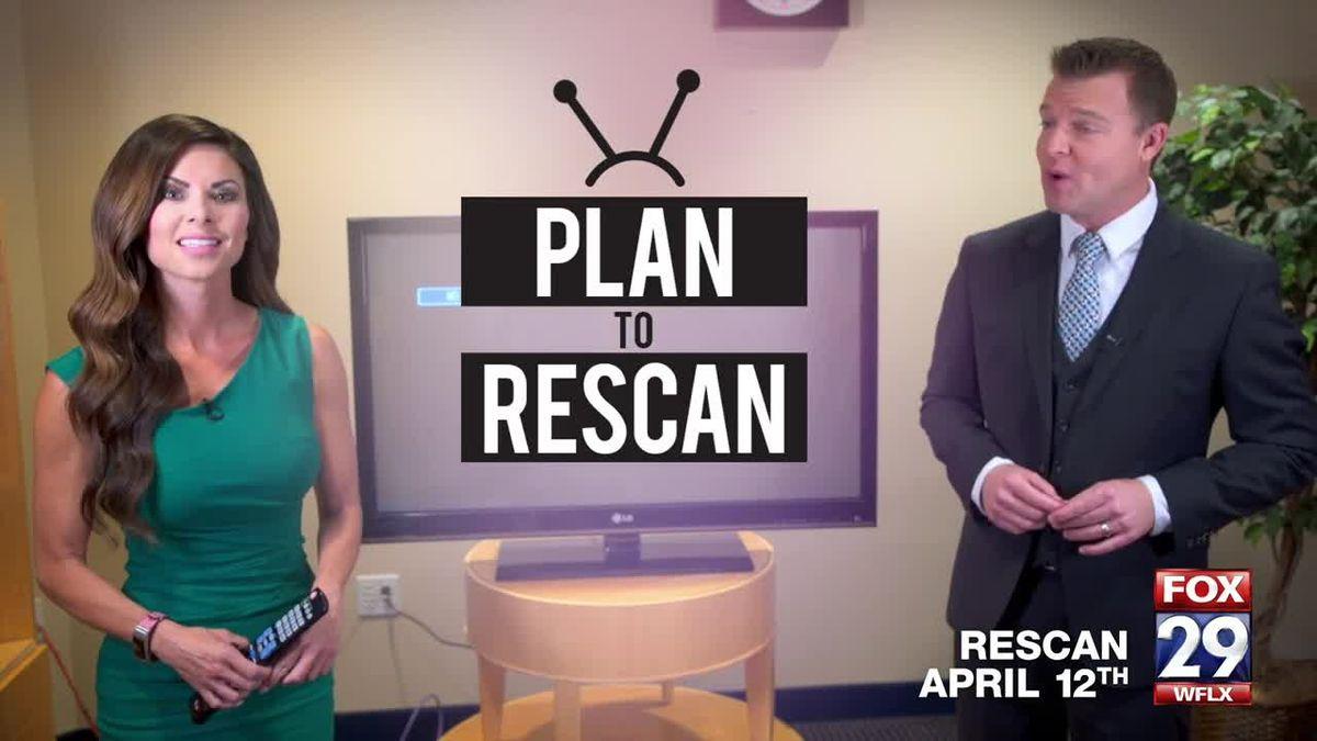 plan to rescan