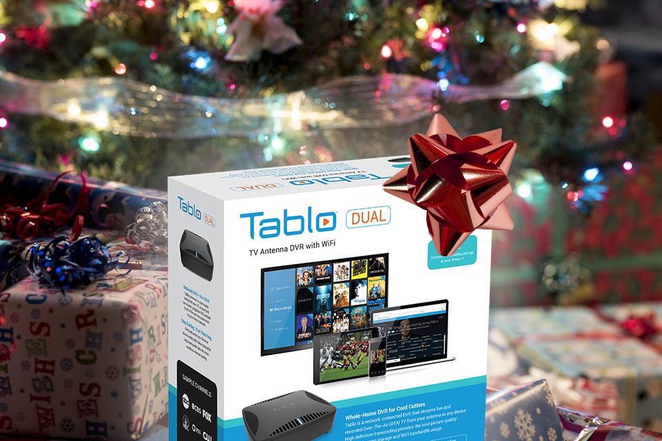 tablo holiday tree