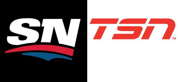 sportsnet vs. tsn