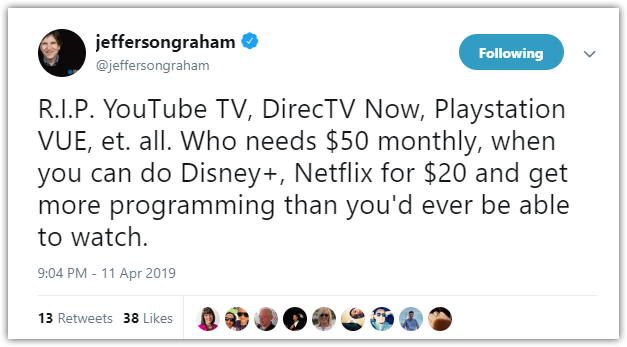 jefferson graham on disney+