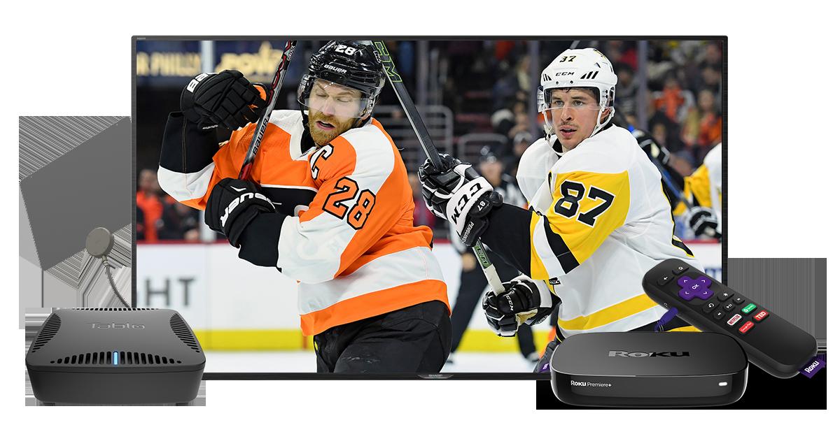NHL hockey streaming