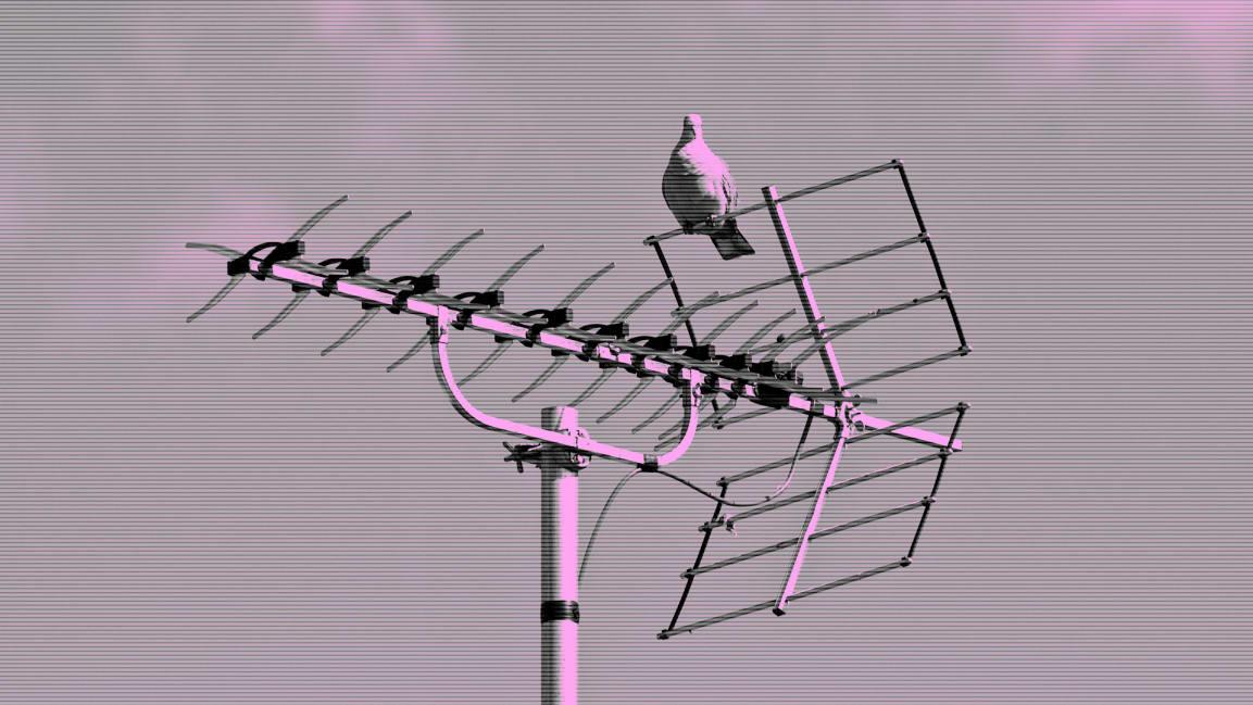 mystery antenna