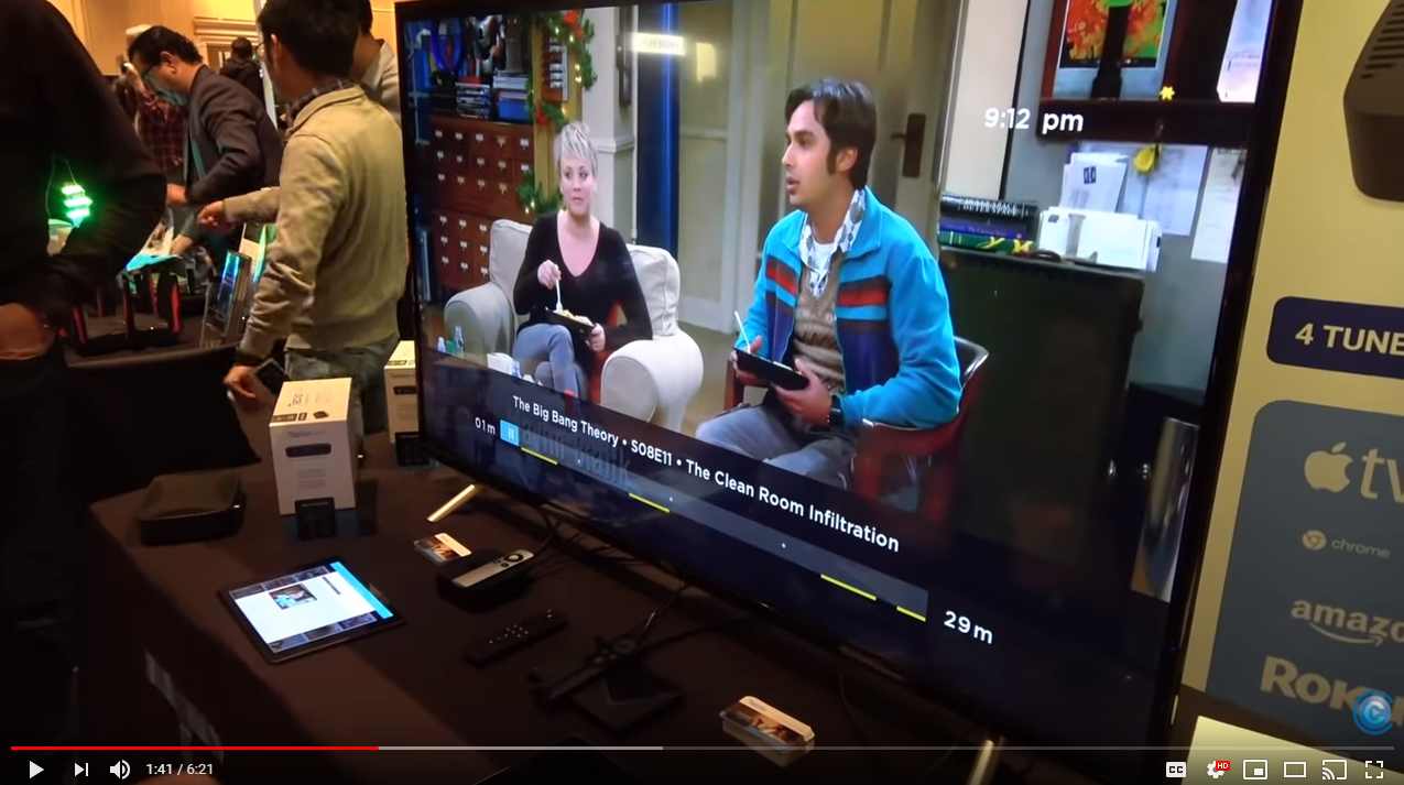 CES 2019 Cord Cutters News Video