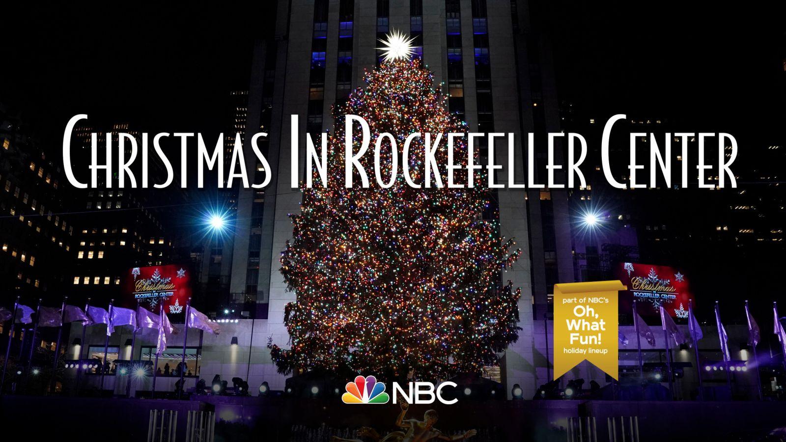Christmas Rockefeller Special